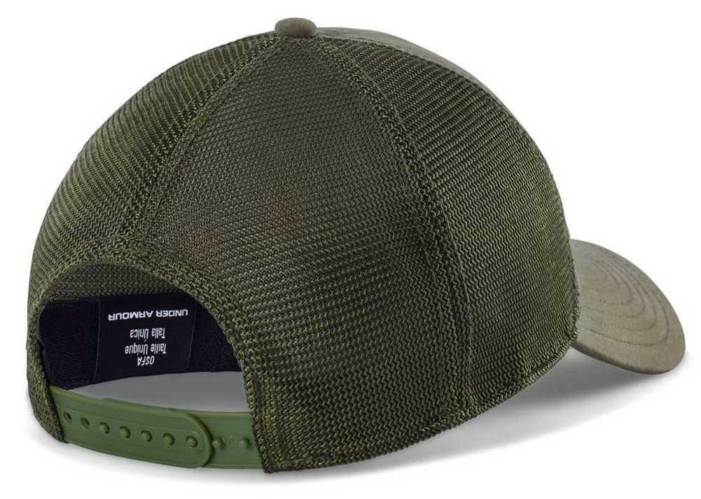 under armour flag hat