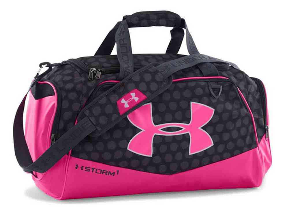 under armour pink bag