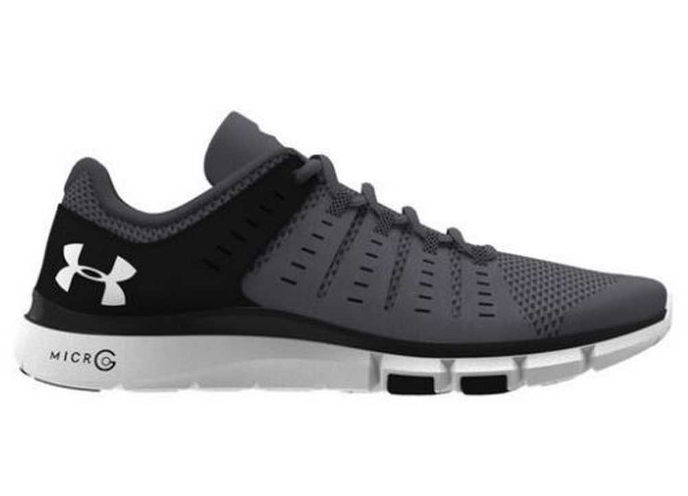 Under Armour Trainers Shoes Mens