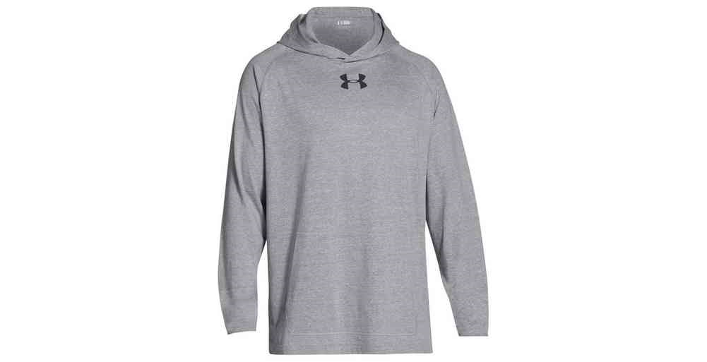 Under Armour Mens UA Stadium Hoodie Hoody Sweatshirt Sweats Pullover 1293905