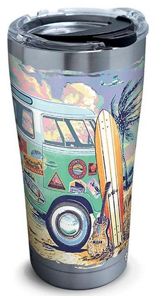 Tervis 16 Oz Surfboard Margaritaville Tumbler Mug Stainless Steel Travel Cup Lid 193355041849 Ebay