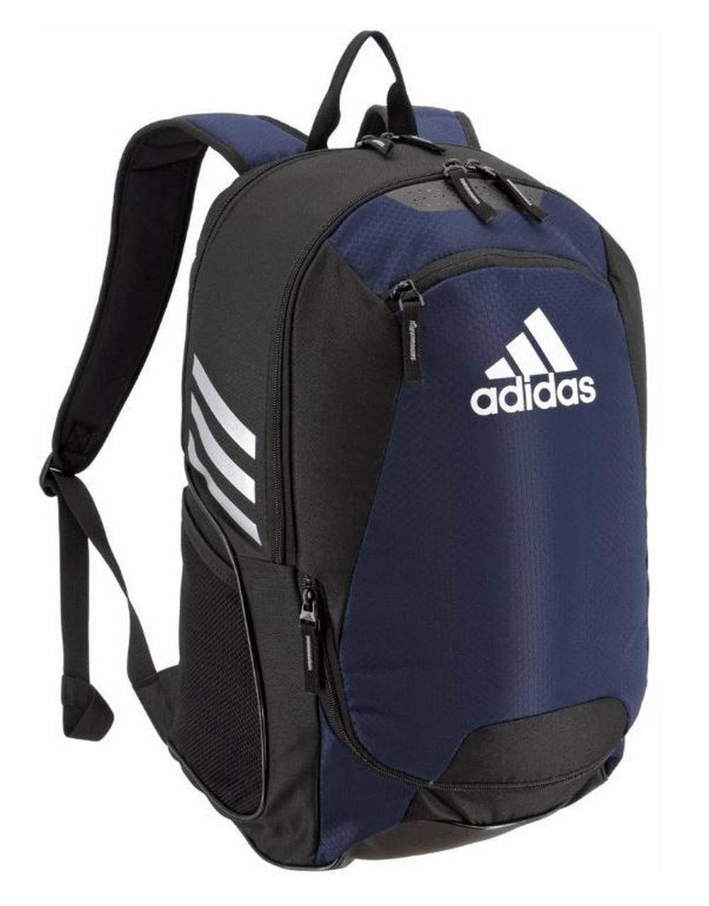 adidas Stadium II Team Soccer Backpack Bag  5143985 Navy  a1af327bad2e8