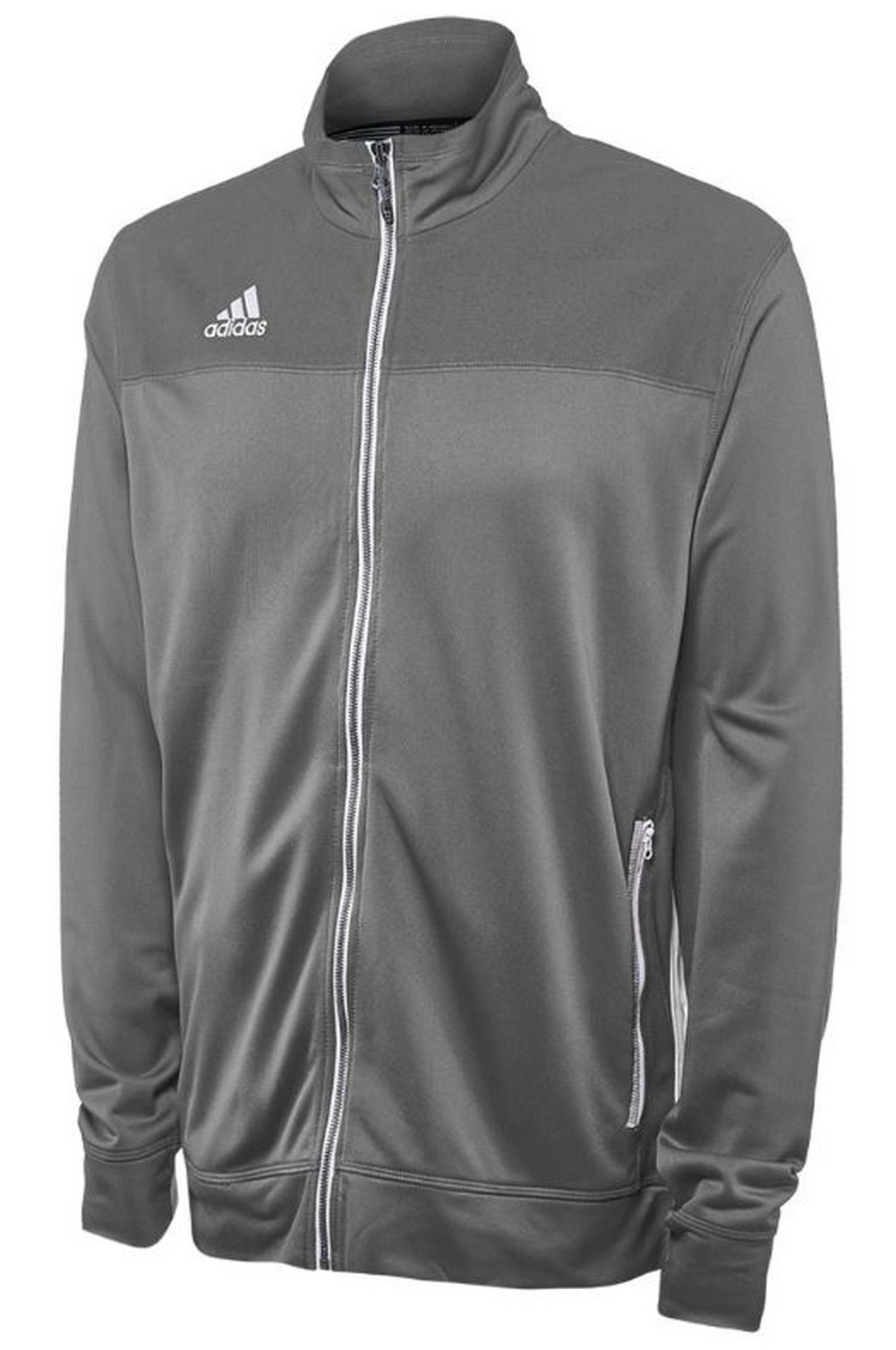 Details about Adidas Men's Adult Utility Jacket Full Zip Sport Climalite Color Choice 6711A