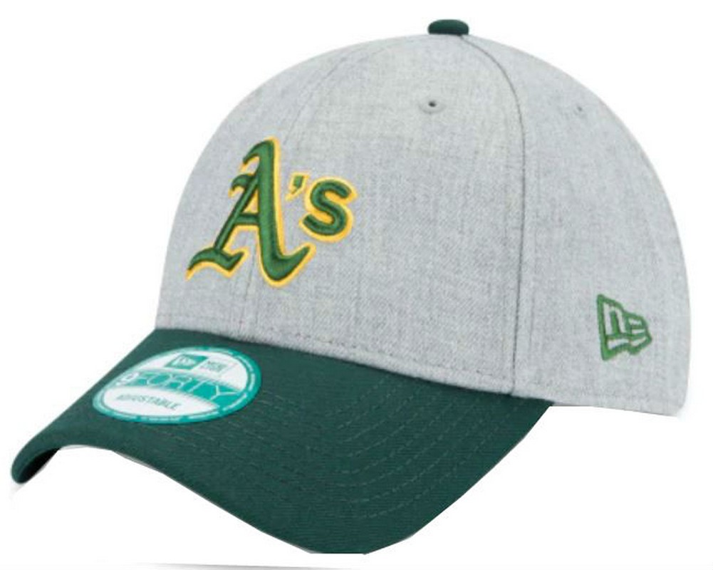 New Era 2018 MLB Oakland Athletics Baseball Cap Hat 9Forty 940 Adjustable e71dcc09dde