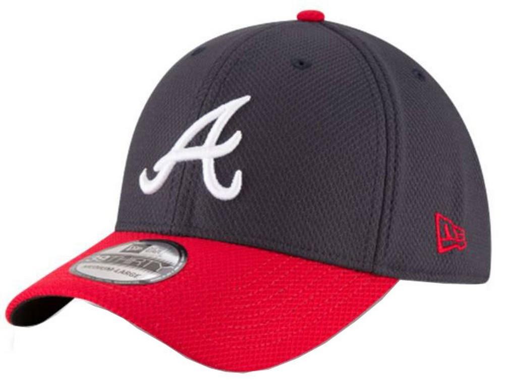 9a7df522b5cfc7 New Era 2019 MLB Atlanta Braves Change Up REDUX Hat Cap 39Thirty 3930  80449005