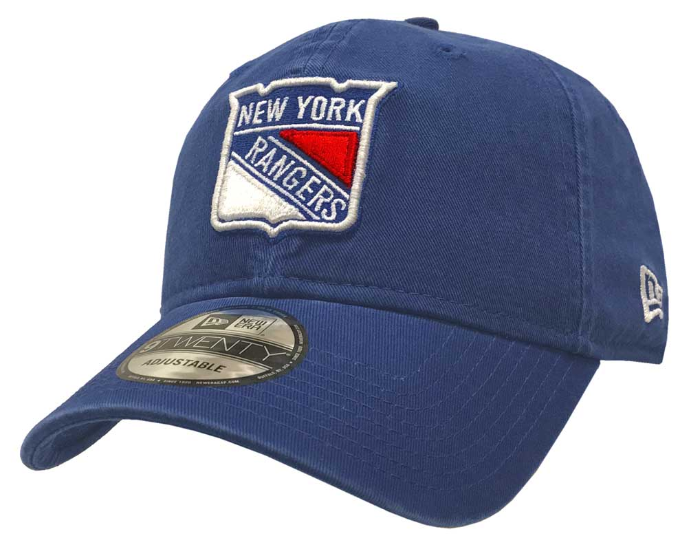 0f488a7c00f27e New Era New York Rangers Baseball Cap Hat NHL Team Sharpen 9Twenty 80469279