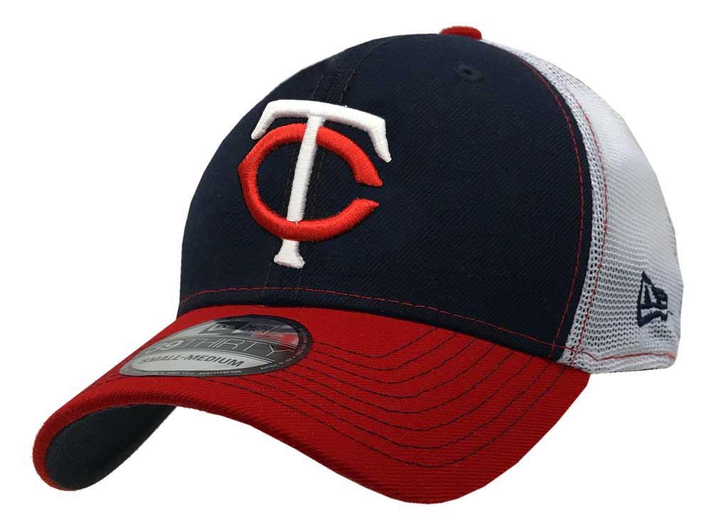 New Era 2019 3930 MLB Minnesota Twins Practice Piece Hat Cap ... de87f34b8c6