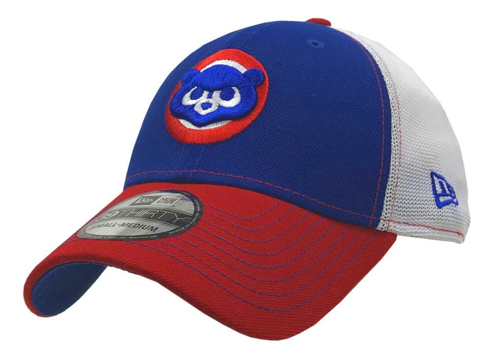 3e5ccc3efdc05 New Era 2019 MLB Chicago Cubs Hat Cap Cooperstown  84 Practice 3930 ...