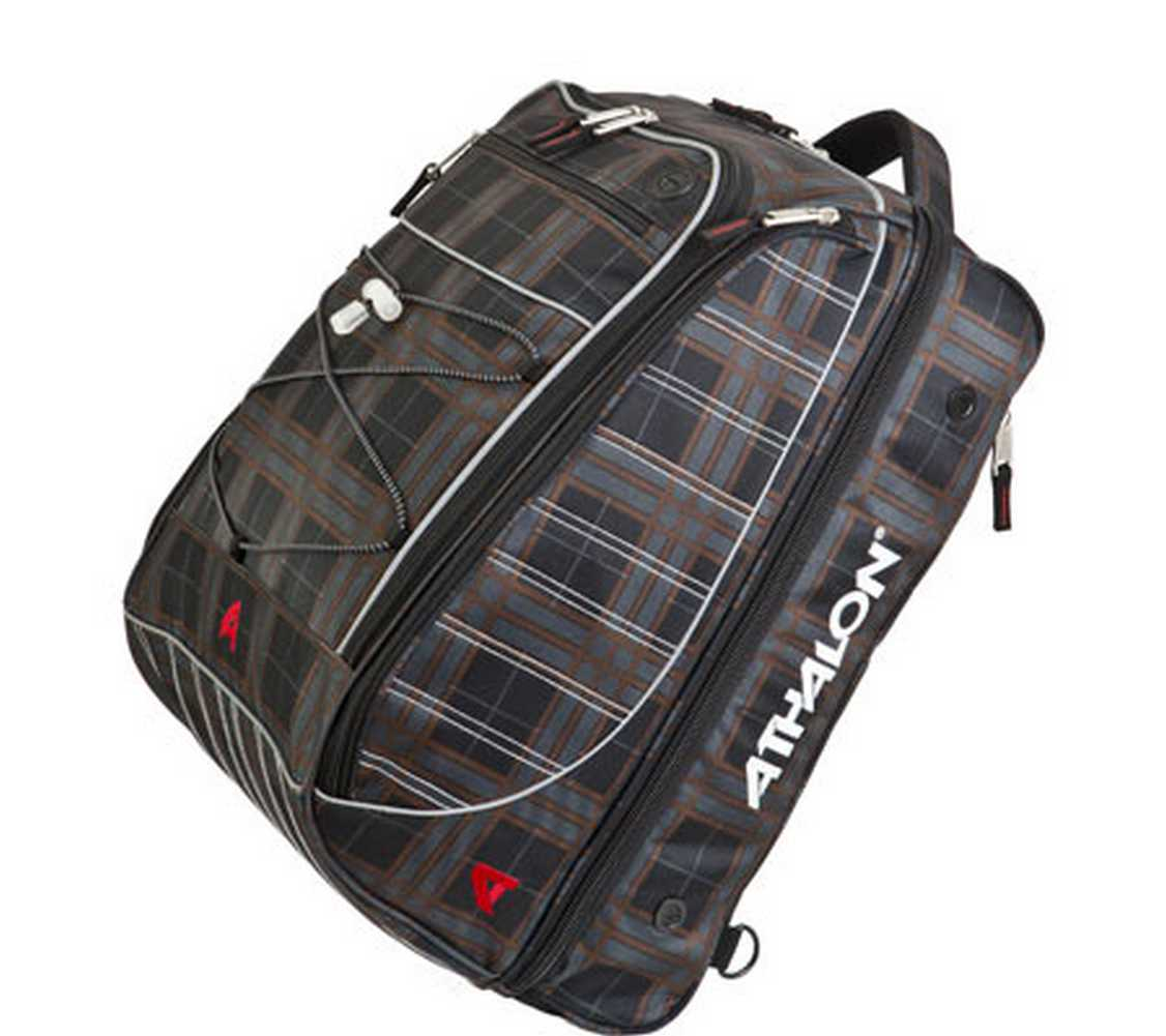 Athalon Everything Boot Bag Lumber Jack Discount Sale