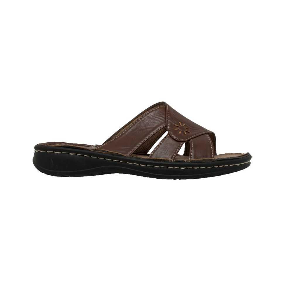 Black//Clear Crystal AdTec Women/'s Jeweled Low Thong Flip Flop Sandal 8590