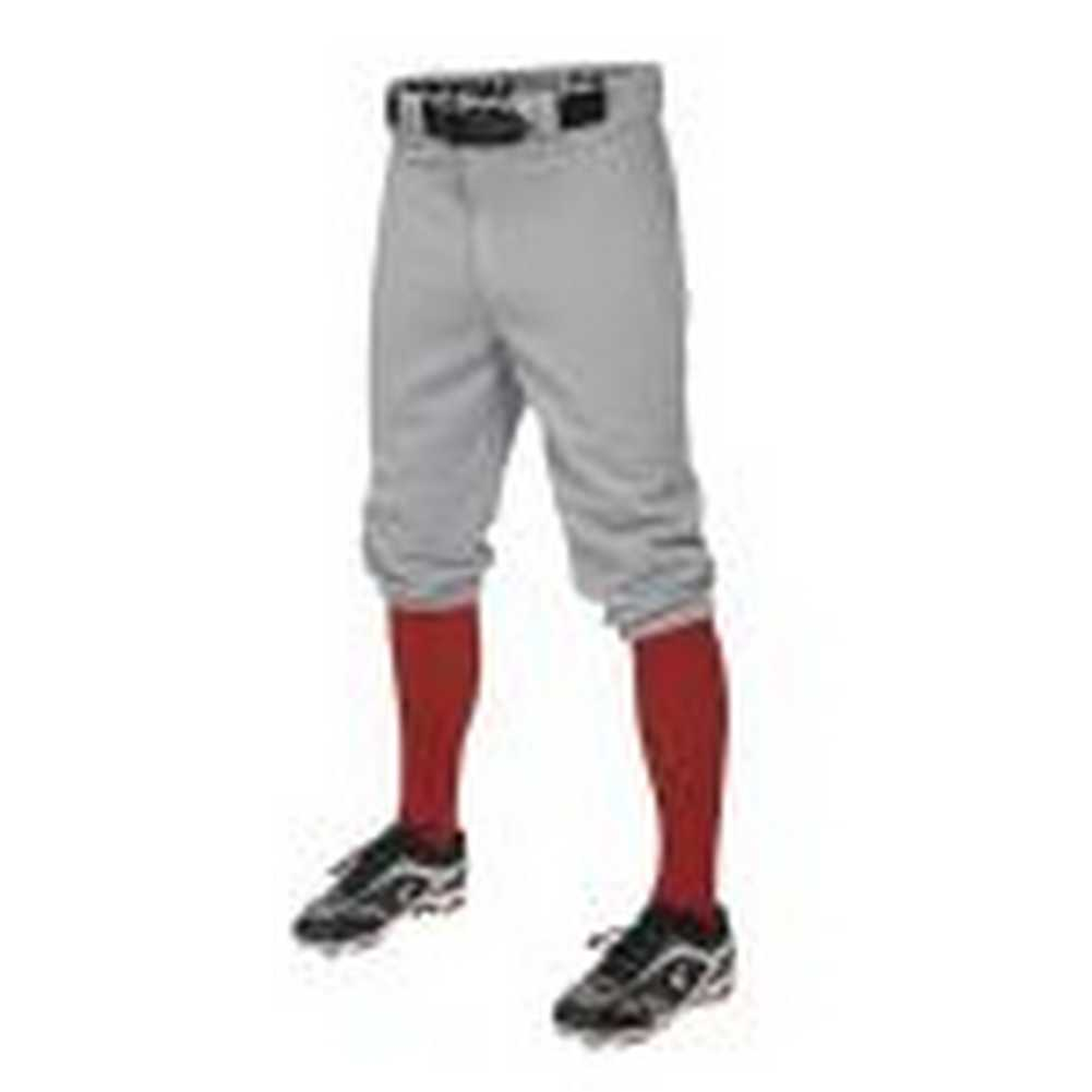 A167103WHM White Easton Men/'s Pro+Knicker Style Baseball Softball Pants