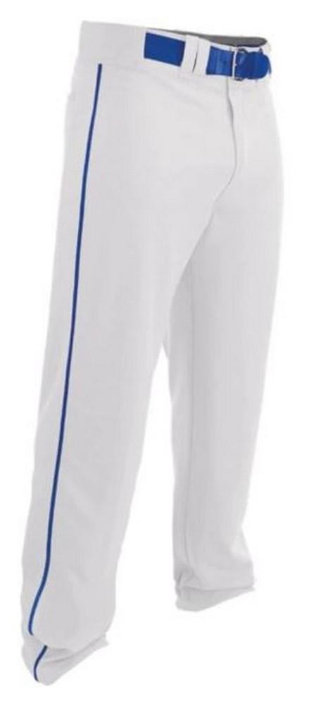 thumbnail 6 - Easton Men's Rival 2 Piped Baseball Pants Full Length Color Choice A167124