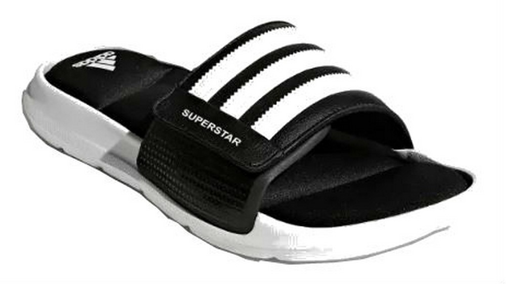 b69f4d12d84f0 Adidas Men s Superstar 5G Slide Sandal Shoe Swimming Beach Shower Water  AC8325