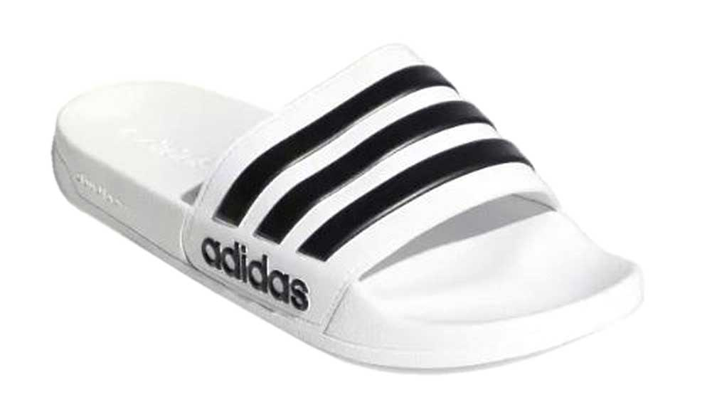 9a08ee4899f6fc Details about Adidas Mens Adilette Shower Locker Slide Shoe Water Sandal  Color Choice AQ17