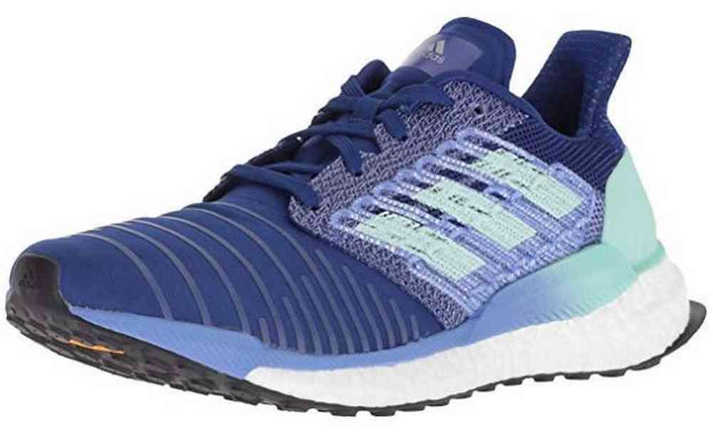 55d7e497e3c adidas Women s Solar Boost Running Shoe