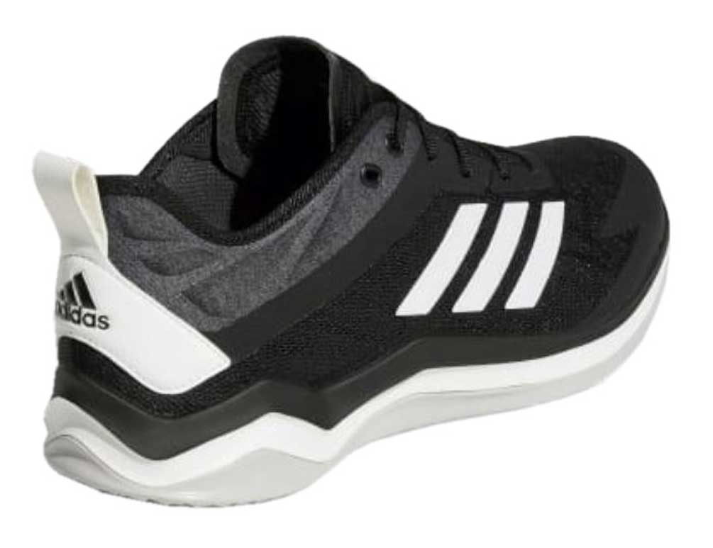 Adidas-Men-039-s-Baseball-Speed-Trainer-4-Athletic-Running-Tennis-Shoe-CG5131 thumbnail 11