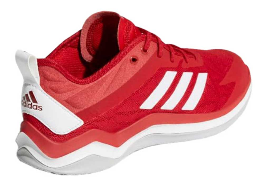 Adidas-Men-039-s-Baseball-Speed-Trainer-4-Athletic-Running-Tennis-Shoe-CG5131 thumbnail 20