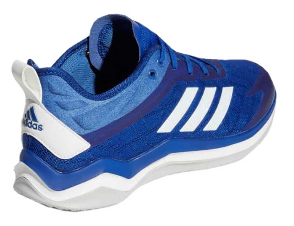 Adidas-Men-039-s-Baseball-Speed-Trainer-4-Athletic-Running-Tennis-Shoe-CG5131 thumbnail 23