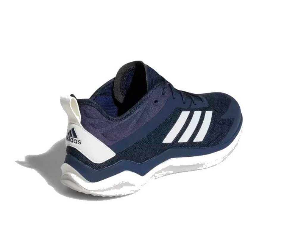 Adidas-Men-039-s-Baseball-Speed-Trainer-4-Athletic-Running-Tennis-Shoe-CG5131 thumbnail 17