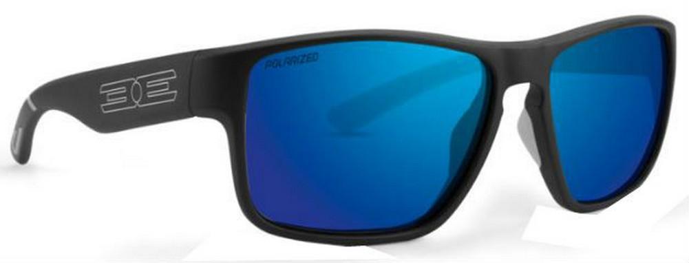 6fa7ff2f1c1 Epoch Eyewear Epoch Charlie Sporty Sunglasses Golf (Black-Blue Mirror  Polarized)