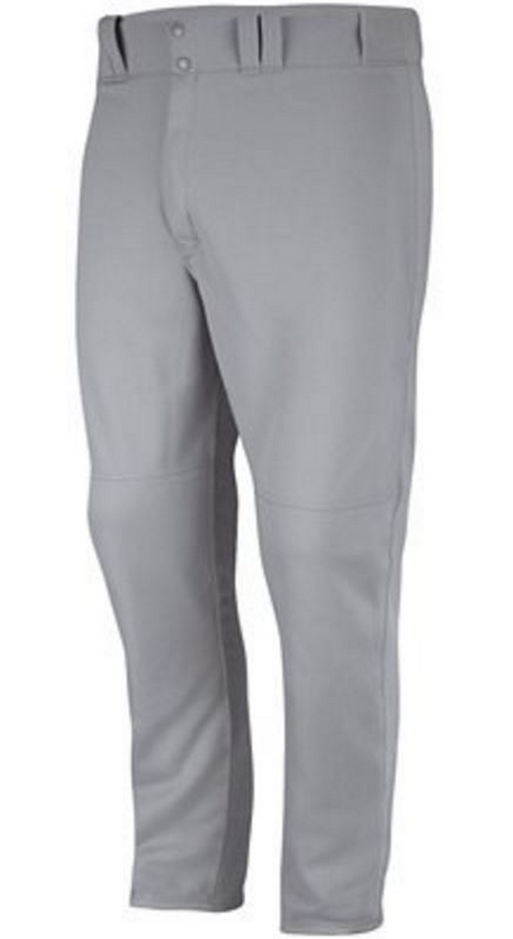 424faa96ed7b1 Majestic Men s MLB Cool Base HD Custom Inseam Baseball Pant Gray or White  G013
