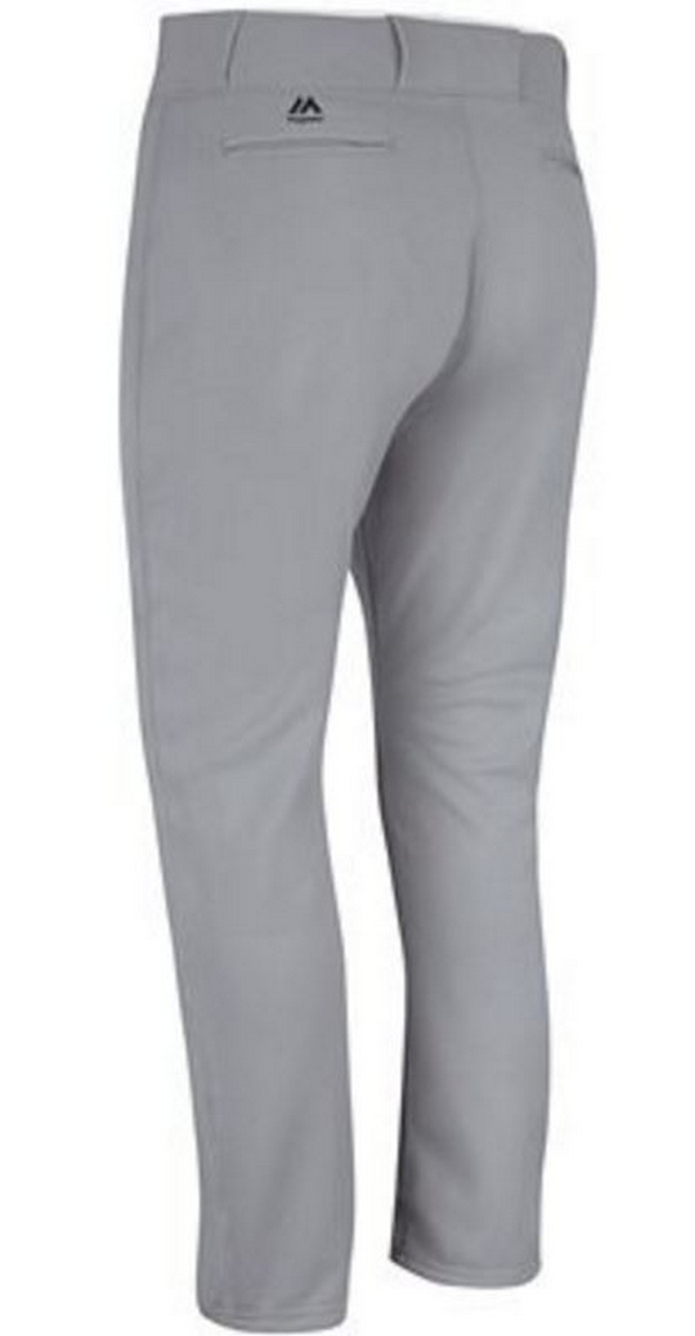 5afb5173ee7ef Majestic Men s MLB Cool Base HD Custom Inseam Baseball Pant Gray or ...