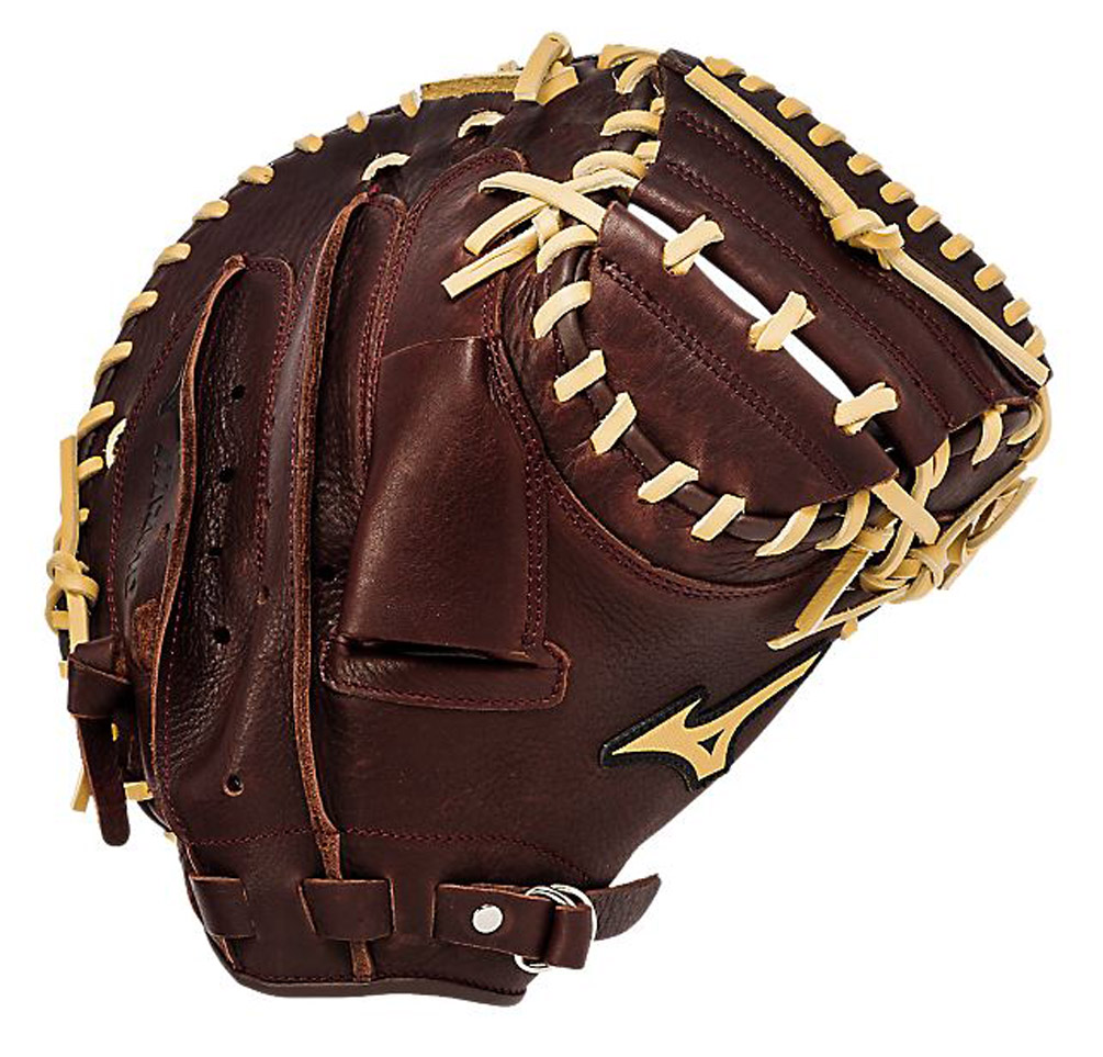 Mizuno GXC90B1 Franchise Catcher's Mitt Glove 33.50 ...