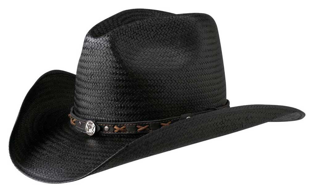 JD03-62 Jack Daniel/'s Straw Cowboy Hat
