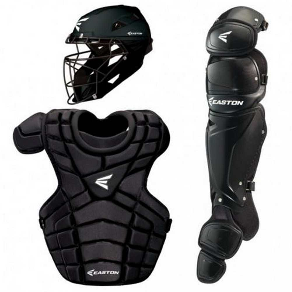 Easton Youth M10 Catchers Set, Leg Guards, Chest Protector