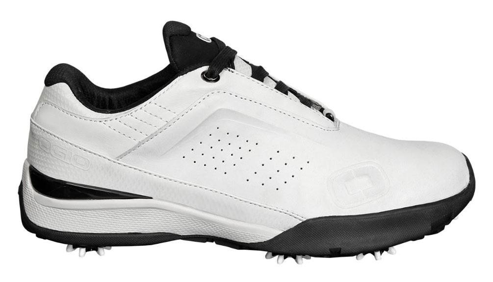 e26b97b9ef04 OGIO Men s Race Spiked Golf Shoe M15184 9.5 White