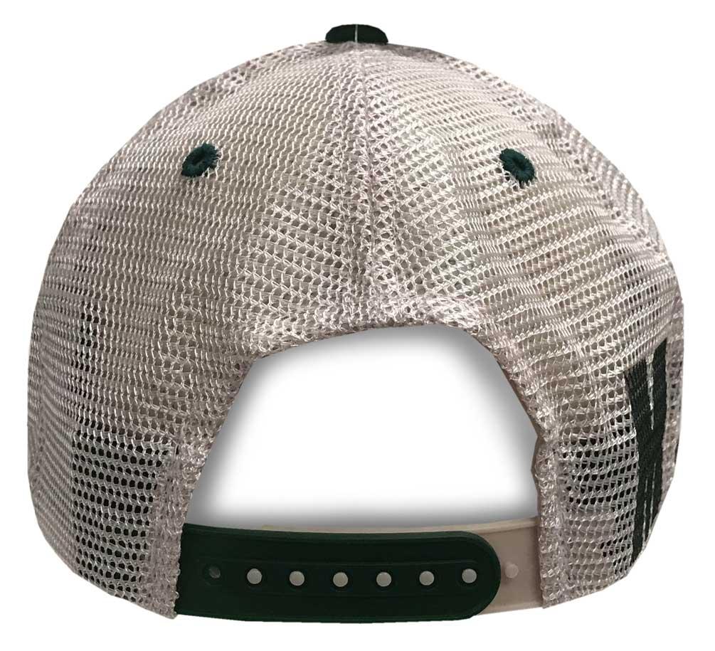 bd774105696886 Zephyr Hats Michigan State University Spartan Banjo Hat NCAA College Ball  Cap 632389688700 | eBay