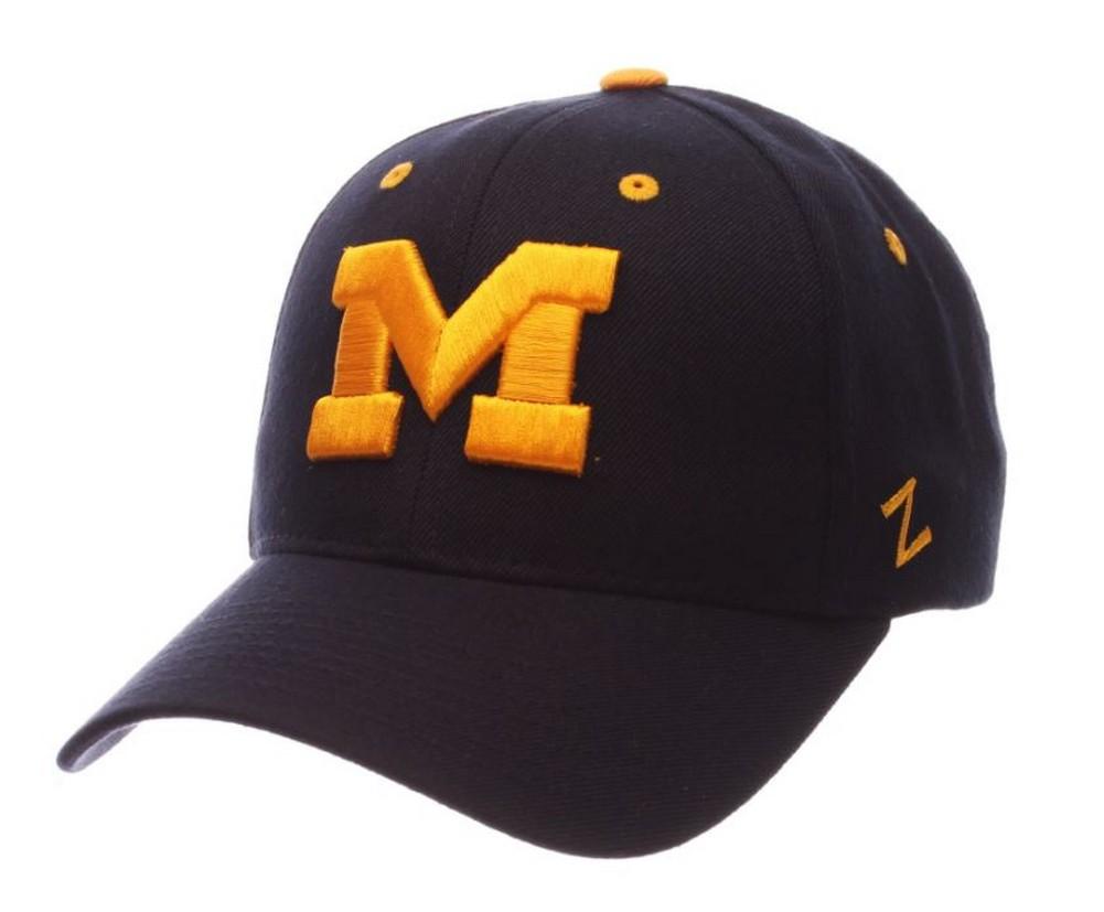 premium selection bd971 b4055 Zephyr Hats Michigan University Wolverines