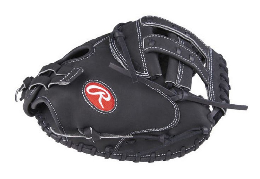 "Rawlings procm 33FPB 33/"" Heart of the hide Dual Core fastpitch Catchers glovemitt"
