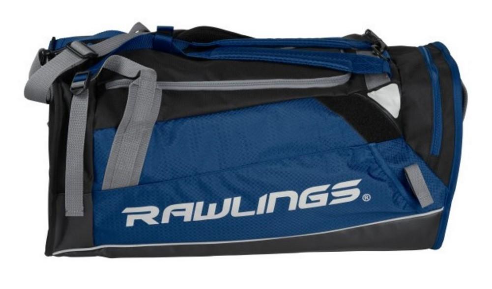 Rawlings R601-B R601 Hybrid Backpack//Duffel Players Bag Black