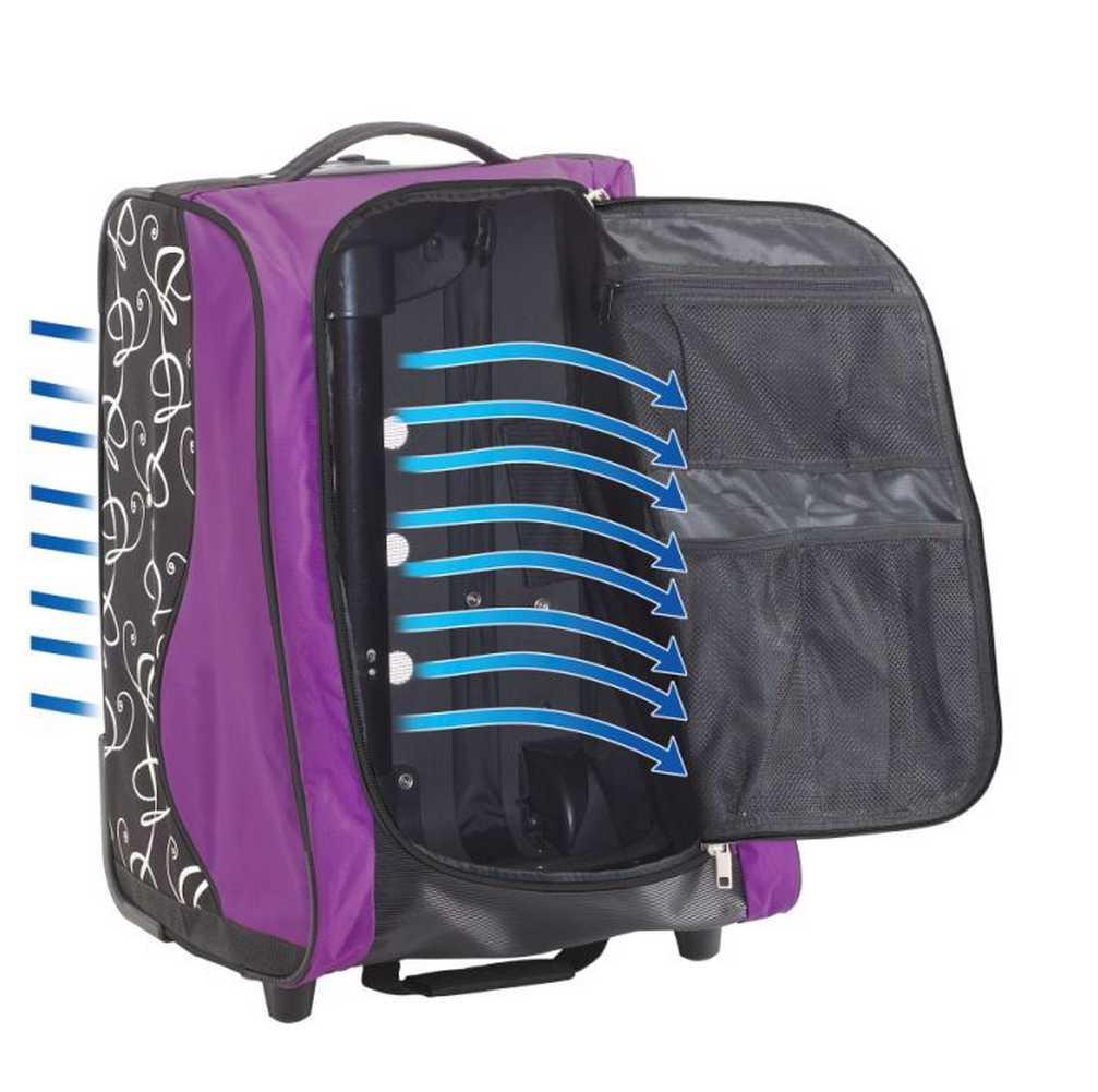 Grit Inc Sk2 20 Quot Figure Skate Tower Equipment Bags