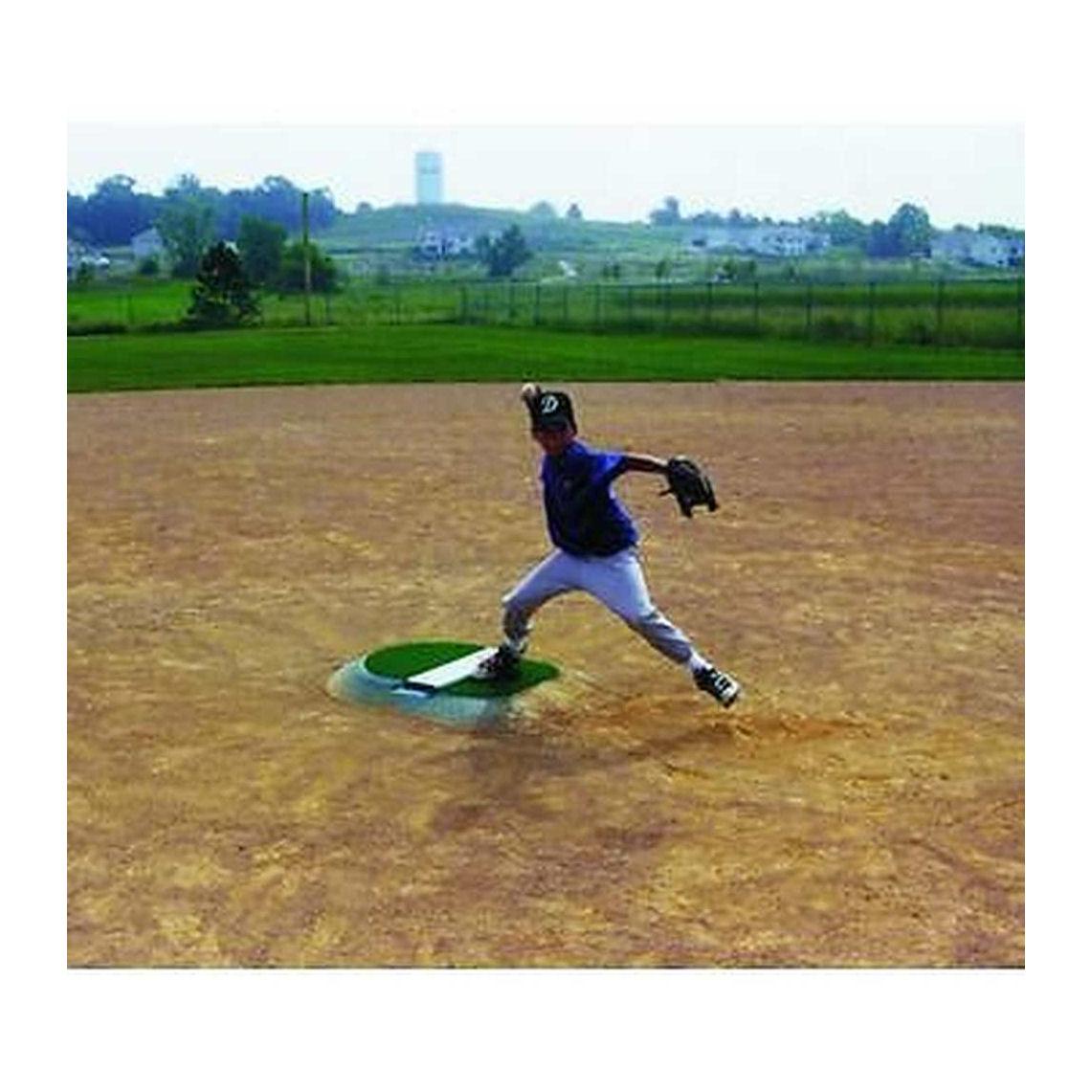 "Portolite Economy 4"" Youth Portable Baseball Pitching"