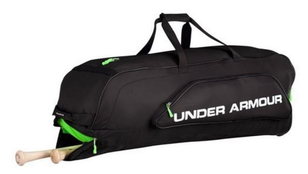 22e48dac3bff Details about Under Armour UA Unisex Line Drive Roller Bag Baseball Color  Choices UASB-LDRB2