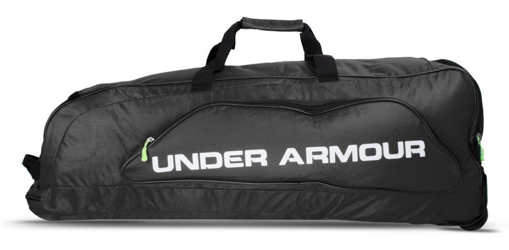 a03a486850 Under Armour UA Unisex Line Drive Roller Bag Baseball Color Choices ...