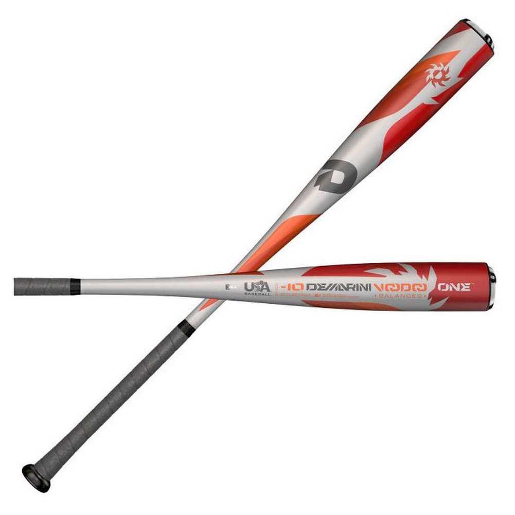 2019 DeMarini Voodoo ONE Balanced 3 BBCOR Baseball Bat ~ 31//28 Make me an Offer
