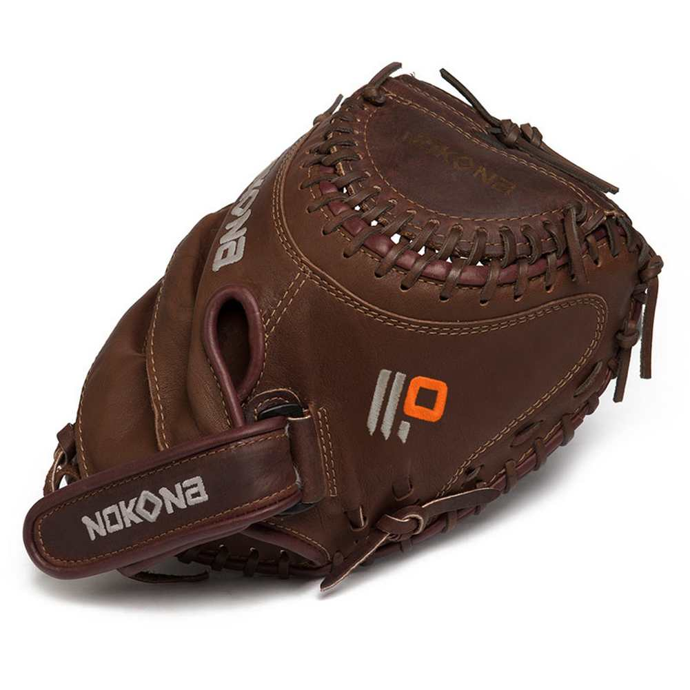 "Nokona X2 Bucharoo Fastpitch Softball Glove 32.5"" Catchers ..."