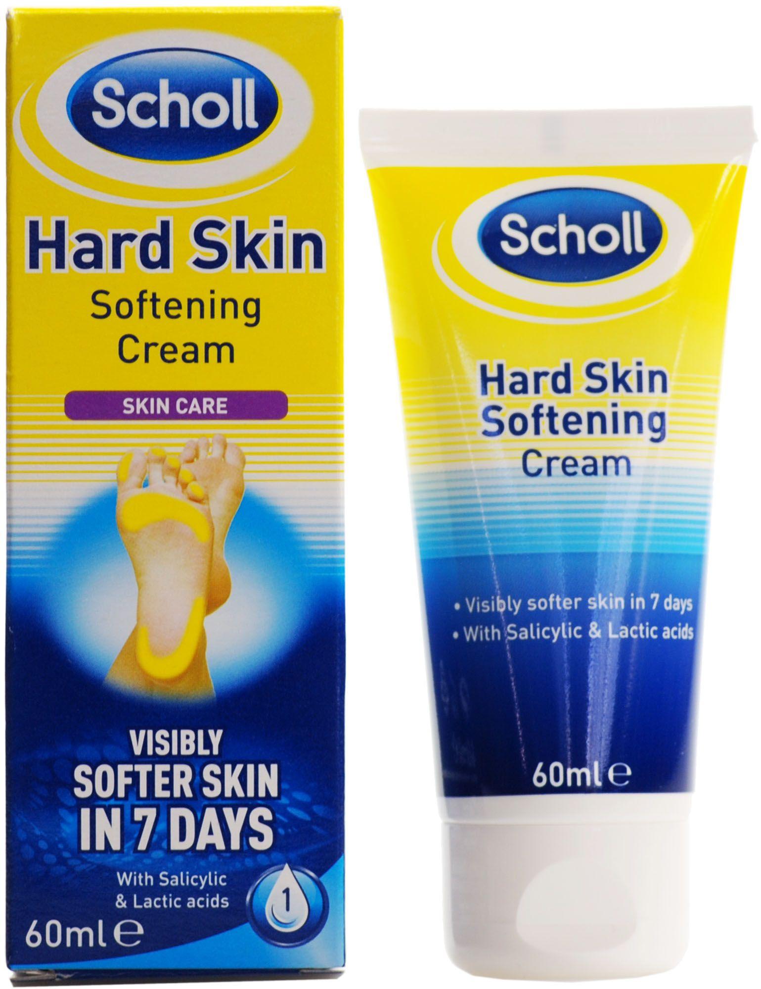 hard skin softening cream
