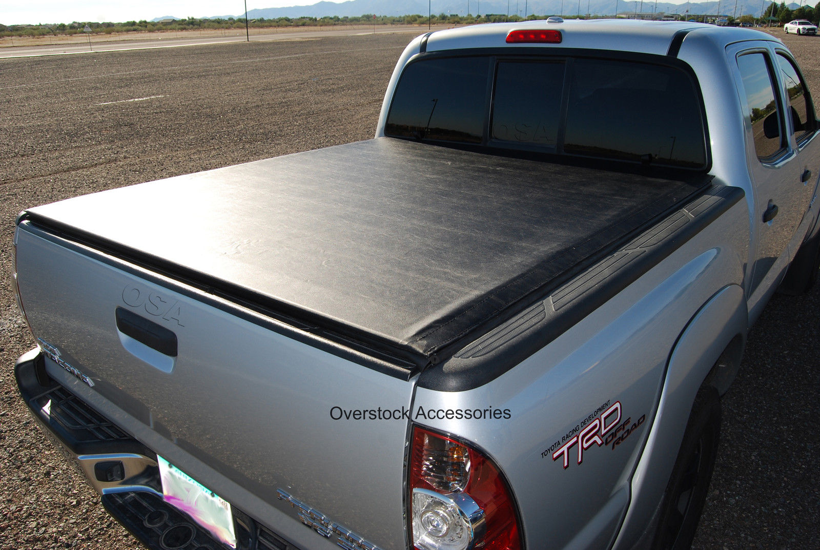 2005 2015 Toyota Tacoma 6 1ft Standard Bed Roll Up Vinyl