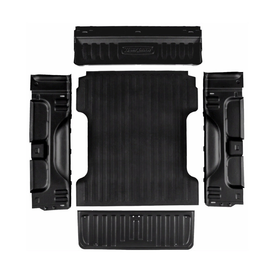 DualLiner Bed Liner For 2004-2014 Ford F-150 5.5ft Bed W ...