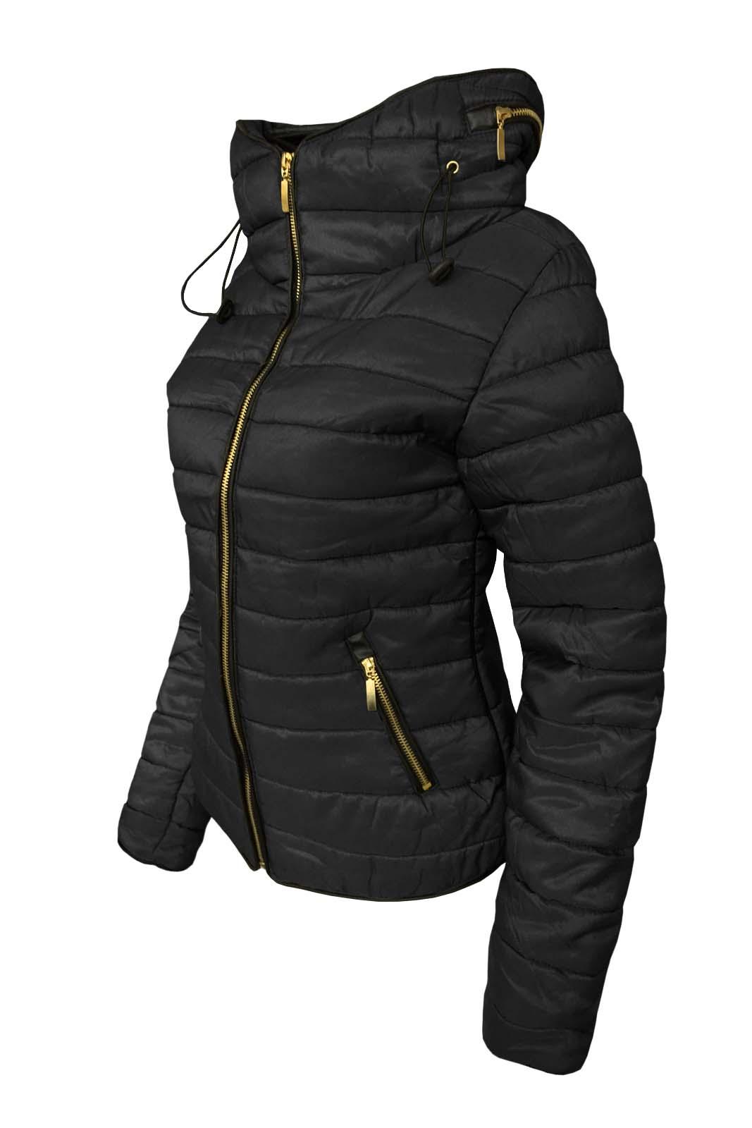 Womens padded jackets
