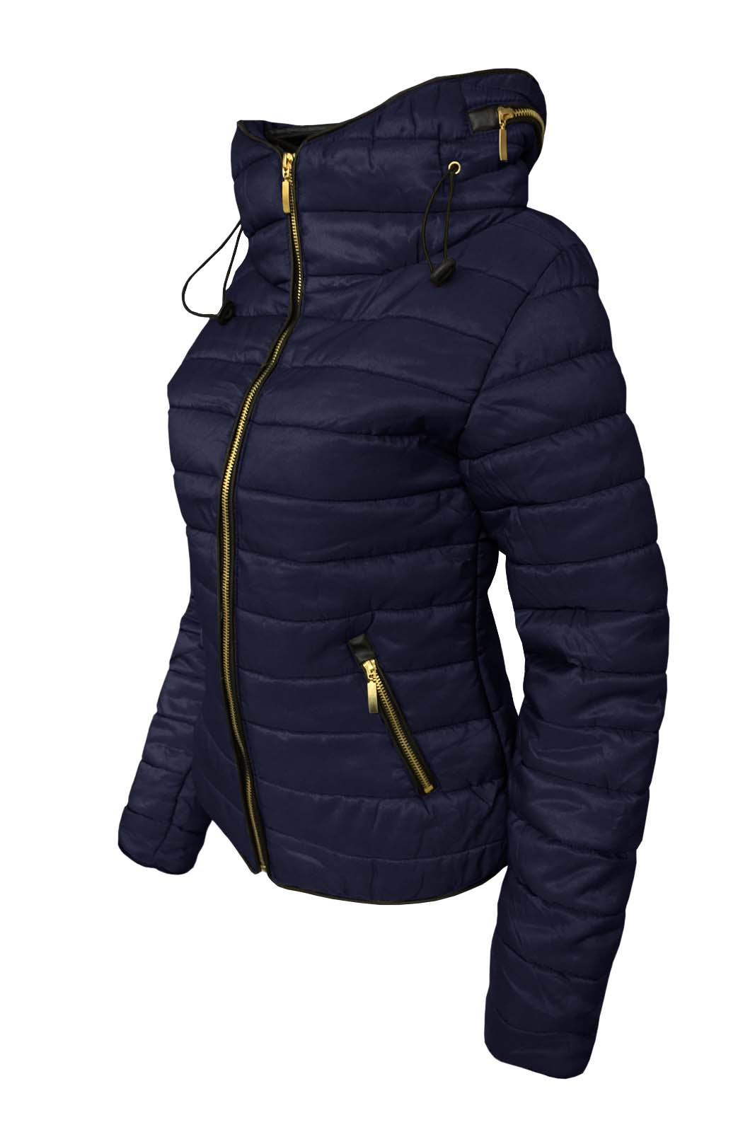 Womens padded jacket