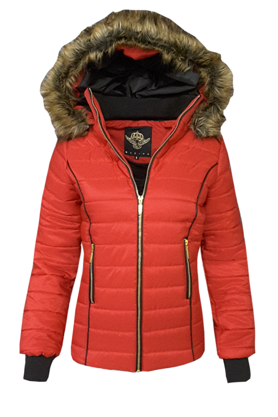 Free shipping and returns on Women's Red Quilted Coats at tokosepatu.ga
