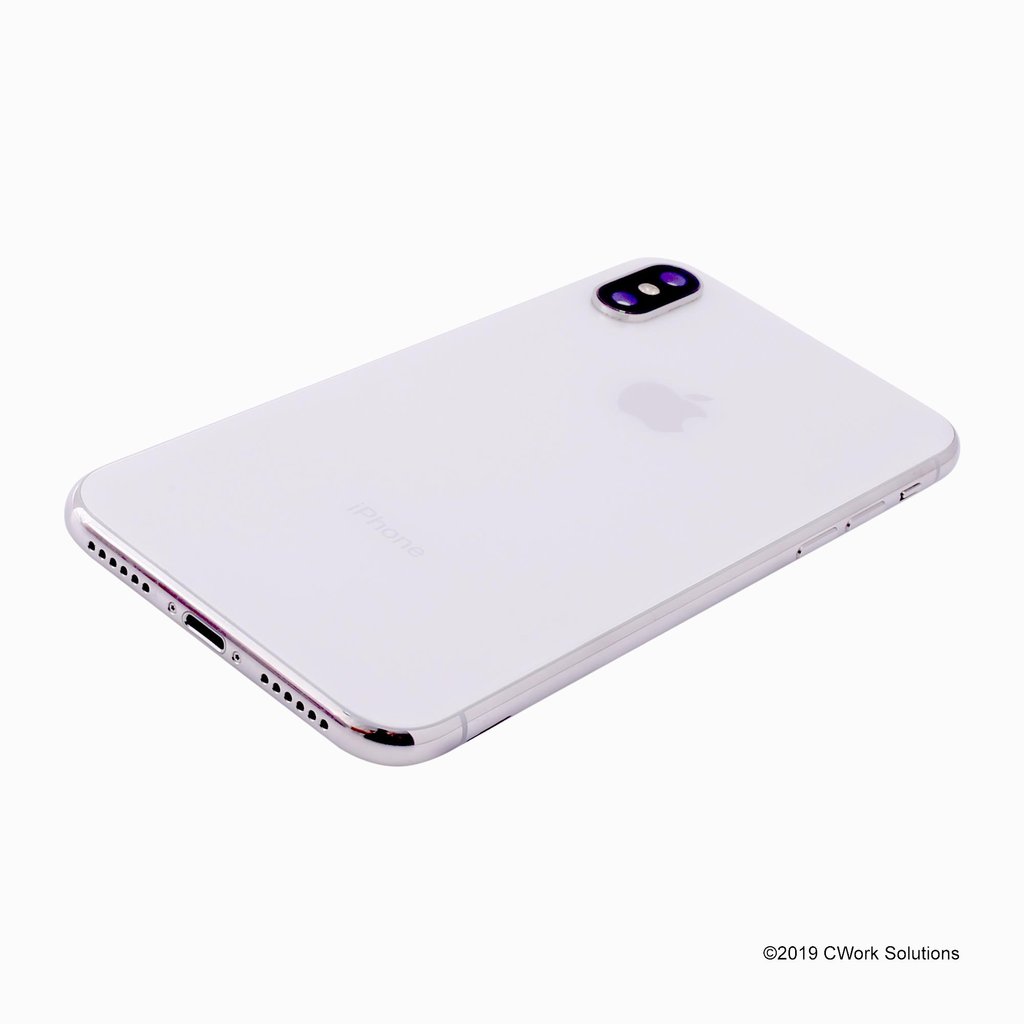 Apple-iPhone-X-a1865-64GB-Verizon-Unlocked-Very-Good thumbnail 6