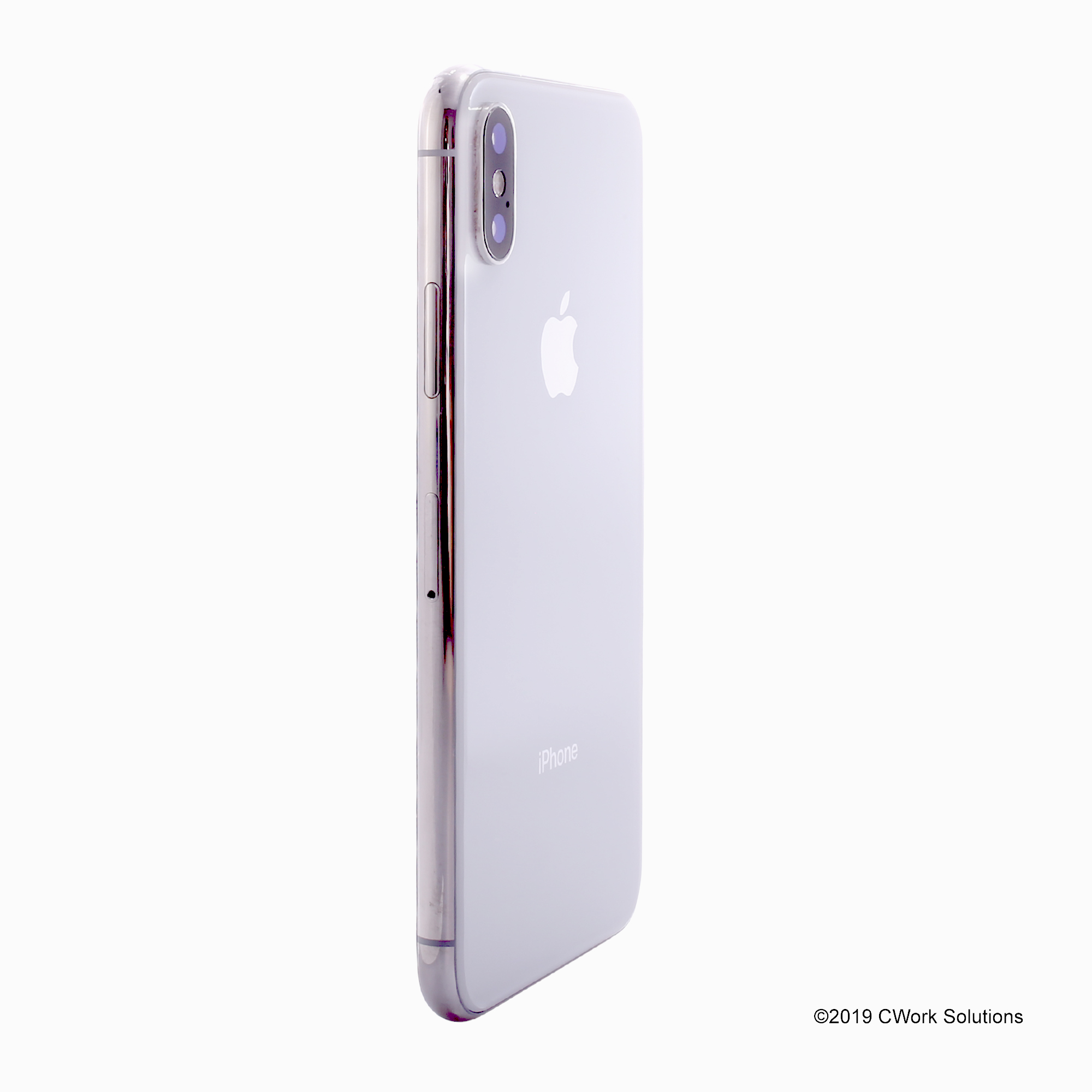 Apple-iPhone-X-a1865-64GB-Verizon-Unlocked-Very-Good thumbnail 7