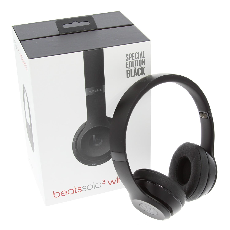 new beats by dre solo 3 wireless headphones ebay. Black Bedroom Furniture Sets. Home Design Ideas