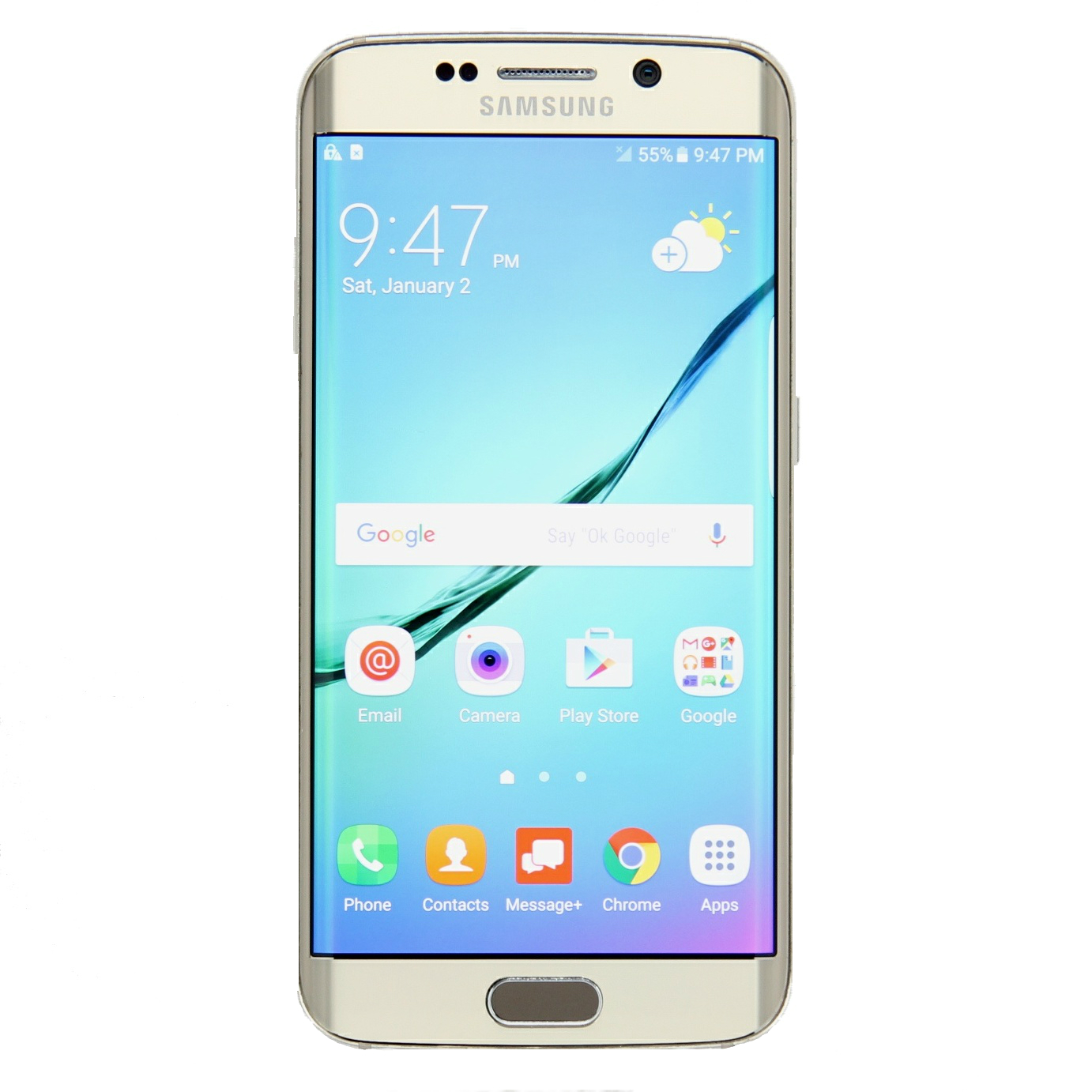 Samsung Galaxy S6 Edge Sm G925t 32gb T Mobile Very Good Ebay